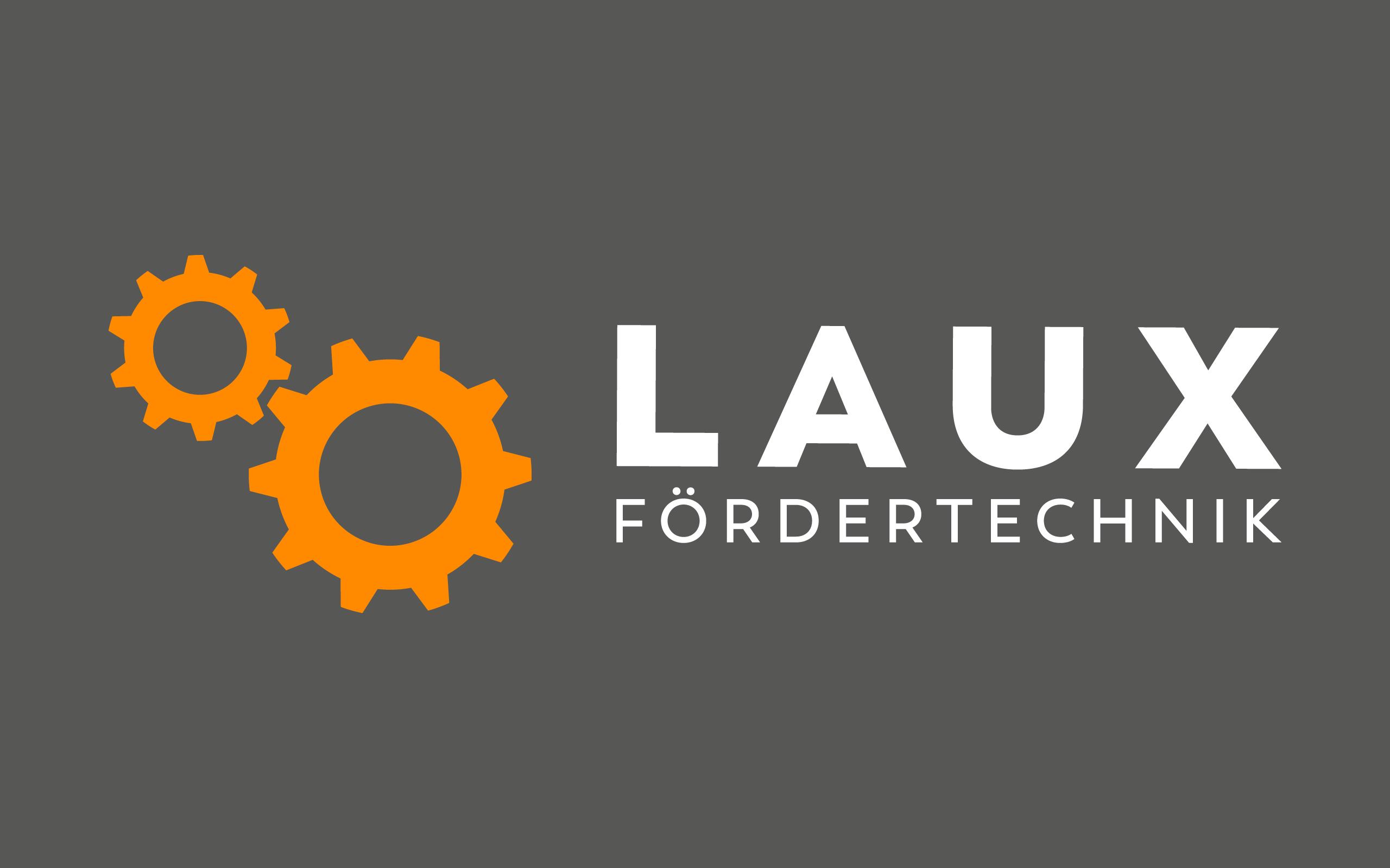 Laux GmbH –Logo Redesign Dark Version
