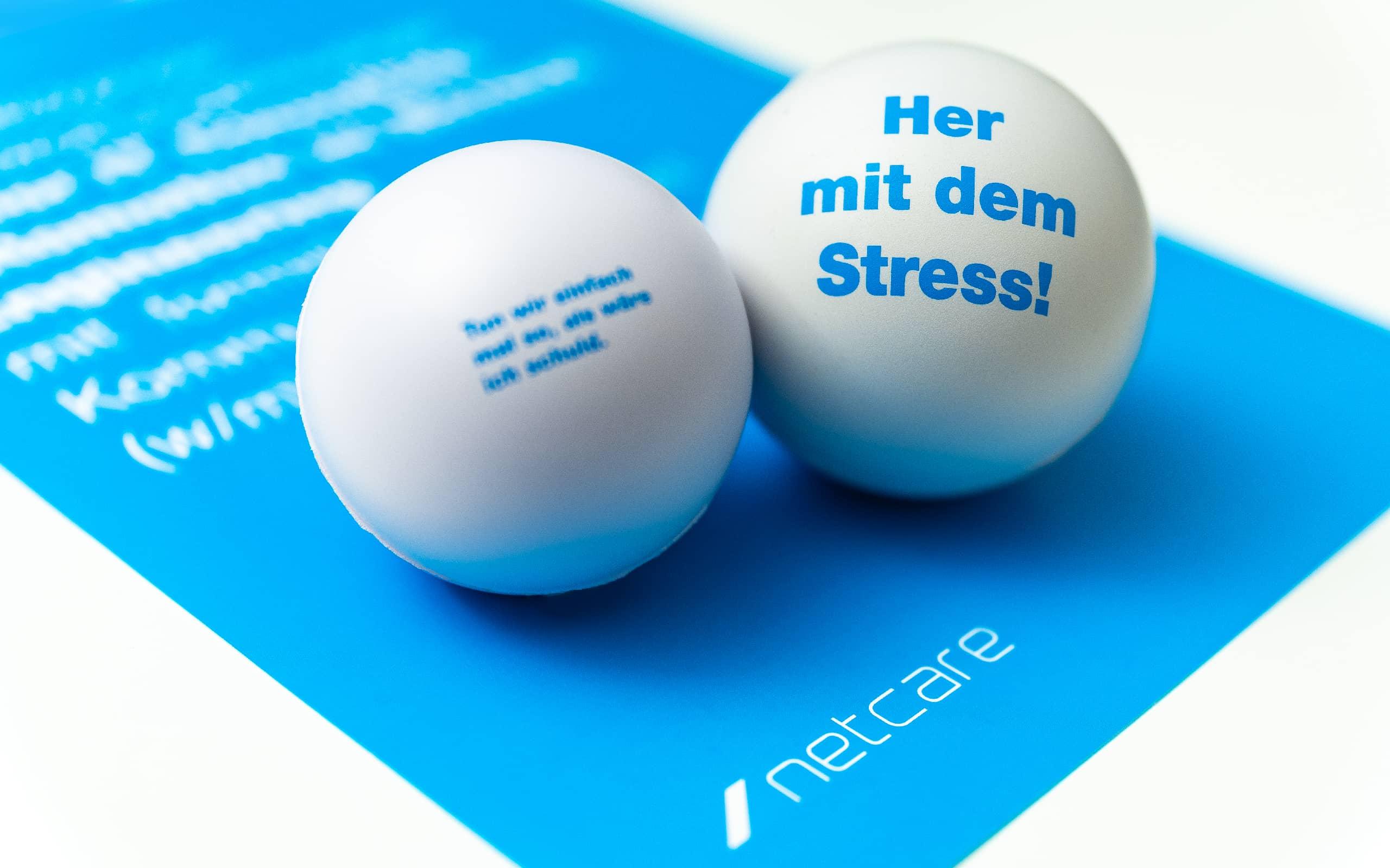 Netcare Stressball