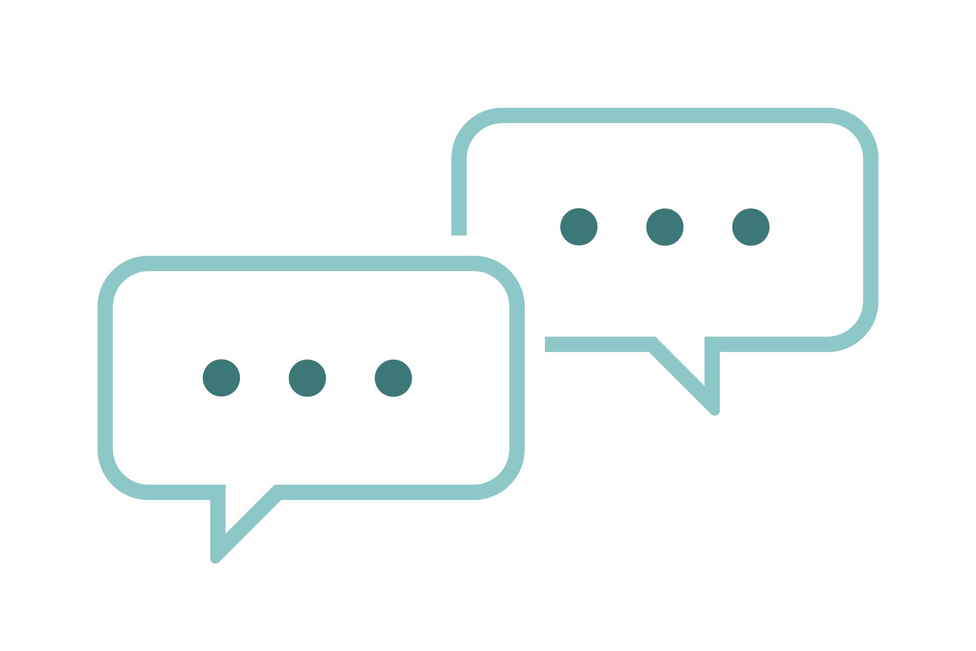 Dialog bildet die Grundlage zur Bedarfsanalyse