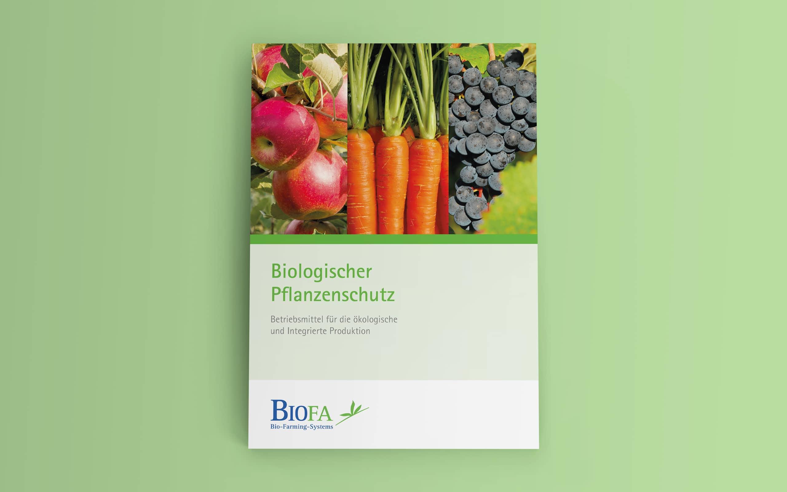 Biofa AG Gesamtkatalog